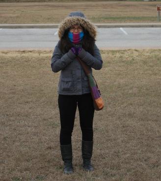 Tengo frío!