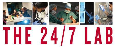 The 24/7 lab
