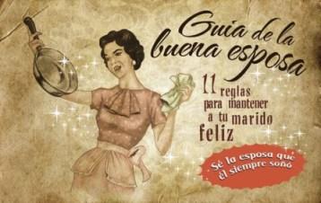 Buena esposa_Franquismo